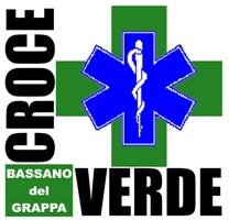 logo croce verde bassano